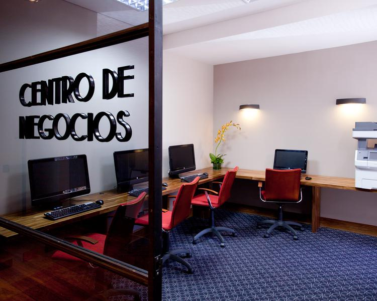 Business center Hotel ESTELAR Parque de la 93 Bogotá